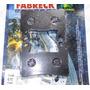 Pastilha Dianteiro Honda Cbr 600 F1 F2 1999 A 2002 = Fa296