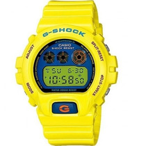 Relógio Casio G-shock Dw-6900 Pl-9 Cronometro Alarme 200m A
