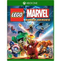 Jogo Lego Marvel Super Heroes Xbox One Português Original