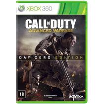 Jogo Call Of Duty Advanced Warfare - Xbox 360 - Original