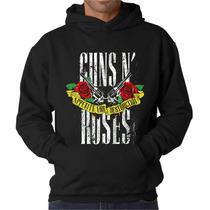 Moletom Guns N Roses