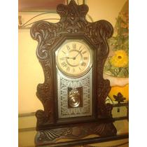 Relíquia Relógio Ansônia Canada Kitchen Clock- New York/1904