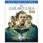Blu-ray 3d In The Heart Of The Sea {import} Novo Lacrado