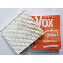 Filtro Ar Condicionado Vw Fox/crossfox/spacefox 2002/ - Novo