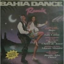 Cd-bahia Dance Remix-1993-raridade Em Otimo Estado