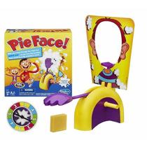 Jogo Pie Face Brinquedo Torta Na Cara Hasbro
