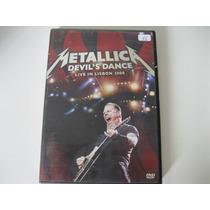 Dvd = Metallica - Devil