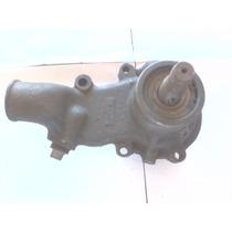 Bomba De Agua S/ Polia Dodge D-400 6.80 Motor Perkins 4236