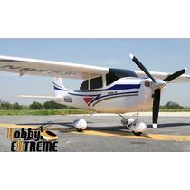 Avião R/c Cessna 182 Art-tech 2.4ghz Rtf (versão Brushless)