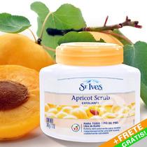 Creme Esfoliante Facial Corporal St. Ives Apricot Scrub