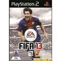 Fifa 2013 Original Lacrado Para Ps2 Playstation 2