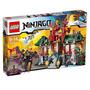 Lego Ninjago 70728 Combate Por Ninjago City - 1223 Peças
