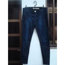 Calça Jeans Skinny Da Clock House / Denim (c&a) Tam 44