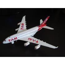 Mini Avião Tam E Gol A Fricção