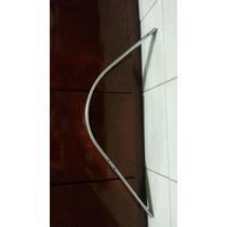Braço Em Aluminio Lustrado Para Poltrona (ceará)