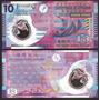 Hong Kong - 10 Dolares De 2.007 -  S    Frete 12,00