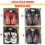 Chinelo / Sandalia Coca Cola Shoes Liquidação Atacadão  Coke