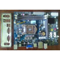 Placa Mãe Pcware Ipmh61r3 (socket 1155) Ddr3 (ótimo Estado)
