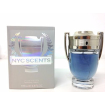 Perfume Imp Francês Masculino 100ml Nyc Scents Invictus