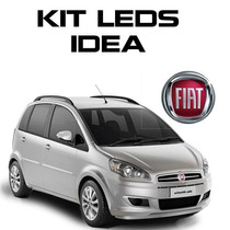 Acessorios Fiat Idea - Led Interior Idea - Temos Xenon Idea