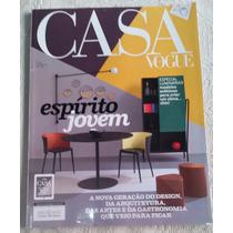 Revista Casa Vogue - 350 - Agosto 2015 - Frete 7 Reais