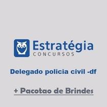 Apostilas Delegado Policia Civil Estrategia Concursos- Pdf