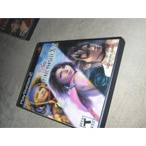Final Fantasy X-2 Original E Completo P/ Playstation 2