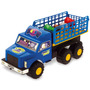 Brinquedo Caminhão Boiadeiro Ii 94a Com Acessórios Ggbplast