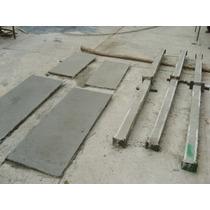 Fôrmas Para Muros De Placas De Concreto Pré Fabricados