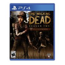 Jogo Novo The Walking Dead Season Two Para Playstation 4 Ps4
