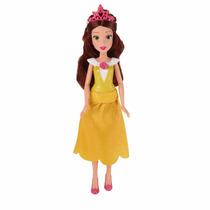 Brinquedo Boneca Disney Princesas Bela E A Fera Hasbro B5281