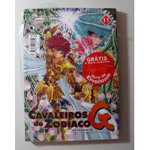 Mangá Cavaleiros Dos Zodíaco Saga G Conrad Raro Novo N11
