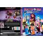 Monster High 6 Dvds Frete Gratis