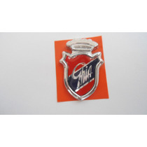 Emblemas Brasão Ford Ghia P/ Todos Os Focus - Mmf