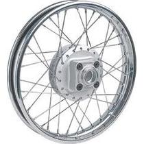 Roda Raiada Dia-frag P/ Moto Ybr125 Titan Cg150 Traseira