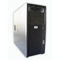 Gabinete Hp Z200 Sem Fonte Para Servidor/workstation