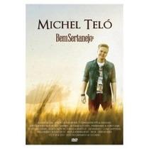 Dvd Michel Teló - Bem Sertanejo - Original 2014