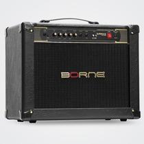 Amplificador Borne Vorax 1250 Com Fonte Para Pedal Embutida
