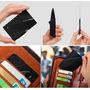 3 Facas Cartão De Crédito Faca Dobrável - Super Afiada