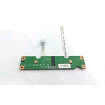 Placa Botão Touch P/ Notebook Philco | Itautec | Megaware