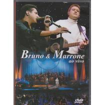 Bruno E Marrone - Dvd - Veja O Video.