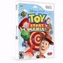 Jogo Toy Story Mania - Nintendo Wii Novo - Lacrado