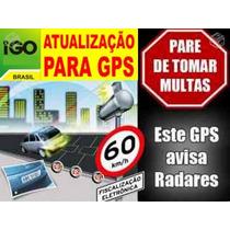 Atualização Gps Multilaser Todos, Com Mapas Outros Países.