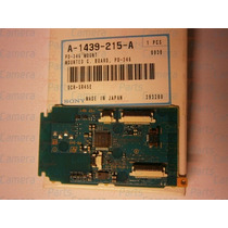 Circuito Do Lcd Sony Dcr-sr85, Sr65, Sr45 (a1439215a)