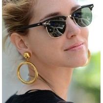 Óculos De Sol Ray Ban Feminino Masculino Clubmaster Promoçao