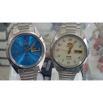 Relógio Orient Automático Original Garantia E Nf.
