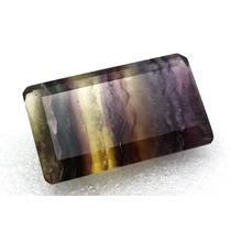 81 Cts!!! Lindíssima Fluorita Multicolorida 0630