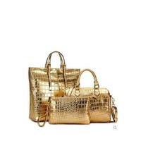 Promoção Bolsas Dourada- Compre 1 E Leve 3