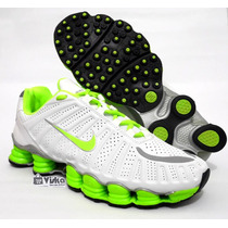 Nike Shox 12 Molas Original Pronta Entrega Frete Grátis