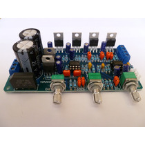 Kit Para Montar Amplificador 2.1 - 18w+18w+36w Rms